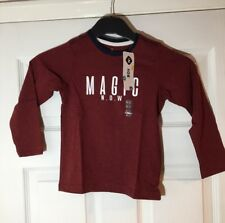 Boy Magic Now Long Sleeve T Shirt 4 Years BNWT