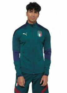 FIGC Italy Italia Football Puma Training Jacket Men's Small