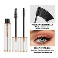 Mascara Waterproof 4D Silk Fiber Curling Volume Lashes Thick F3J1