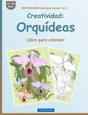 Libro para Colorear: BROCKHAUSEN Libro para Colorear Vol. 2 - Creatividad:...