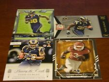 TODD GURLEY Rams 2015 ROOKIE CARD LOT of 15 ! CHROME,BOWMAN/BLACK,UPPER DECK $$$