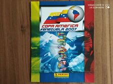 Panini Empty Album * Copa America Venezuela 2007 incl. Mexico Sheet * VGC