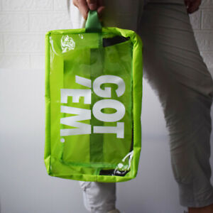 Got 'Em Shoes Sneaker Storage Bag Traveling Dust Reflective Luggage-FASTFREESHIP