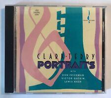 Clark Terry - Portraits (CD, 1989, CHESKY)