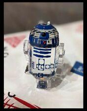 Swarovski Crystal Figurines R2D2 Star Wars Mint in box