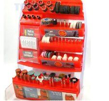 150 PC MINI ROTARY HOBBY TOOL ACCESSORY KIT  fits Dremel Multi Power Drill Tool