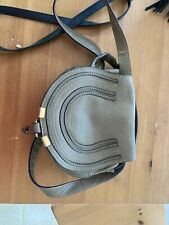 100% Authentic Chloe Marcie Crossbody