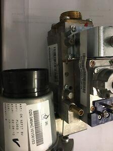 Gasarmatur Honeywell VR8615V Buderus Sieger Gasmagnetventil