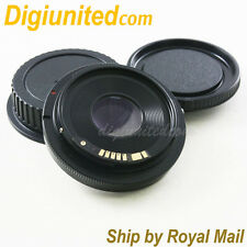 EMF AF Confirm Minolta MC MD Lens To Canon EOS mount Adapter 5D III 70D 700D 7D