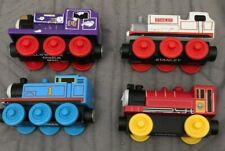 Thomas the Train Lot Of 4 Wooden Railway Engines