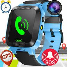 Reloj inteligente GPS GSM Tracker Localizador SOS Cámara de llamada para Niños