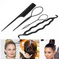 Magic Hair Styling Twist Tool Clip Stick Kamm Geflecht Maker Hair accessories