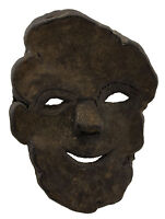 Maschera Nepalese Fungo Sciamano Mushroom Nepali Mask Rai Funghi - 8653