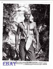 Ron Ely barechested VINTAGE Photo  Man Of Bronze