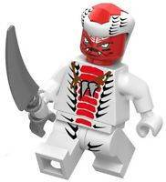 Ninjago Snappa Snake Serpentine Spinjitzu Custom Lego Mini Figure Lloyd Ninja