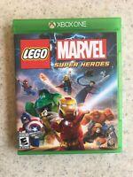 LEGO Marvel Super Heroes 2 (Microsoft Xbox One, 2017)
