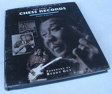 John Collis: THE STORY OF CHESS RECORDS. Bloomsbury,1998. 1ST.EDITION. HB/DJ.