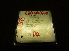 Intel Pentium 4  1,7 GHz, 256K Cache, 400 MHz FSB, 478, alle Pin´s OK SL5TK