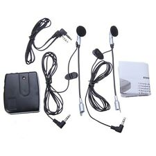 Motorcycle Helmet Interphone Walkie Talkie Communication Intercom Headphone XP