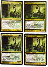 Magic the Gathering: Sluiceway Scorpion x4 : NM : Shadowmoor