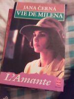 A3 Vie de milena /L'amante / de prague a vienne de Cerna-J | Livre | d'occasion