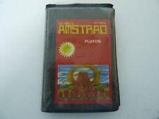 Pluton / Todo sobre el Amstrad / Amstrad CPC / Estuche / Cassette