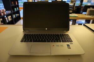 Notebook HP ENVY 17 modello 17-j111sl Intel I7-4700MQ Ram 12GB SSD 120GB  nvidia