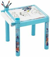 Disney Finding Dory Colouring Table Art Drawing Crayons