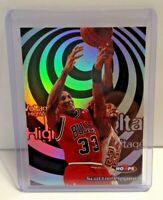 Scottie Pippen 1997-98 Skybox NBA Hoops High Voltage #17 Chicago Bulls HOF