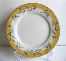 """PRE-OWNED PORTUGAL-MADE CRATE & BARREL """"BRITTANY PATTERN"""" SALAD PLATE, 8 3/4"""""""