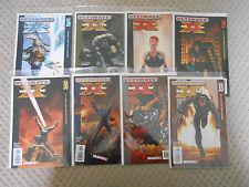X-Men 26-33 (8 book lot) Marvel, Ultimate X-Men, Magneto, Kubert, F/VF