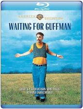 PRE ORDER - WAITING FOR GUFFMAN  -  BLU RAY - Sealed Region free for UK