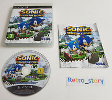 Sony Playstation PS3 - Sonic Generations - PAL