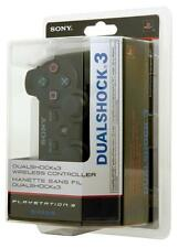 SEALED Sony Playstation 3 PS3 Dualshock 3 Wireless SixAxis Controller [Original]