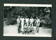 Vintage Photo Muscle Men Need Shirts Gay Interest 404167