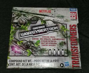 Transformers War for Cybertron Series Trilogy Kingdom Megatron Spoiler Pack