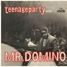 25 CM 10 inch Fats Domino - Teenage party with Mr. Domino  limited edition NEW