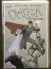 Marvel Comics Omega: The Unknown FULL SET #1-10 (2007). High Grade First Prints