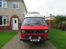 VW T25 Westfalia Camper Van with 13 months MOT and NO RESERVE