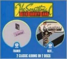 The Sensational Alex Harvey Band - Framed / Next Audio CD U