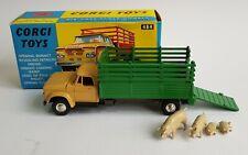 Corgi Toys No. 484, Dodge 'Kew Fargo Transporter, - Superb Near Mint Condition.
