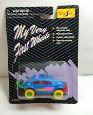 MAISTO MY VERY FIRST WHEELS DIECAST VW BEETLE - SURFWAY - SEALED BLISTER PACK