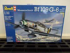 Revell -Germany   1:32  MESSERSCHMITT Bf109G-6    RMG4665-NEW