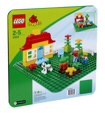 2x Lego Duplo Large Green Building Base Plate 2304 Playset Toy