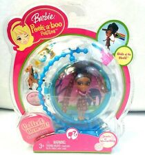 Barbie Peek a Boo Petites Girls of the World Jemila Johannesburg #47 New Retired