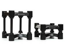 IsoAcoustics ISO-L8R200 Monitor Isolation Stands (Pair) | Large Iso Acoustics