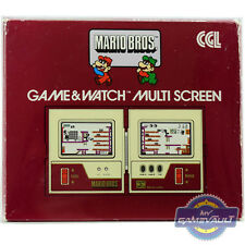 Game & Watch Square Multi Screen Box Protector STRONG 0.5mm Plastic Display Case