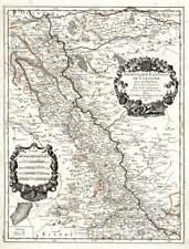 Antique Map-GERMANY-COLOGNE-KOLN-Jaillot-Sanson-1674