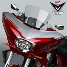 "Natonal Cycle VStream Windscreen - 12.25""/Clear - Victory Cross Country _ N20700"
