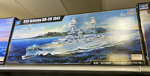 Trumpeter 03701 1/200 USS Arizona BB-39 Battleship (1941) - USA seller